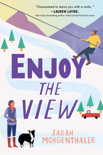 Enjoy the view cover