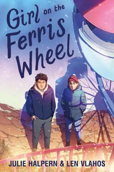 girl on the ferris wheel cover