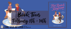 Hot British Boyfriend tour banner