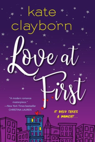 love at first cover
