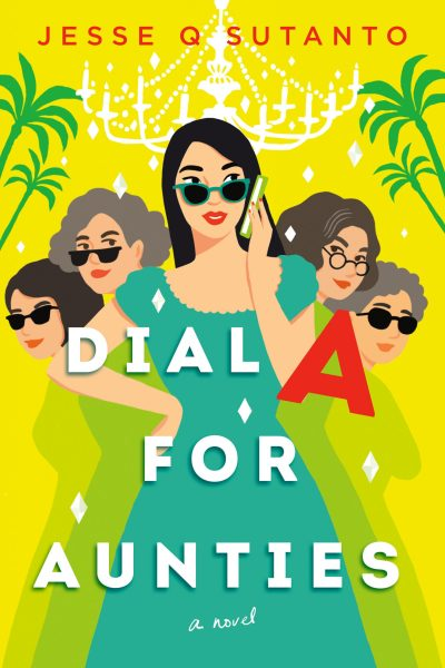 dial a for aunties cover