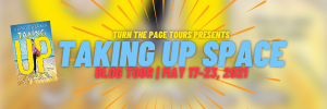 Taking Up Space Banner
