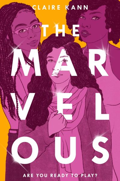 the marvelous cover