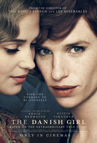 The Danish Girl (movie cover)