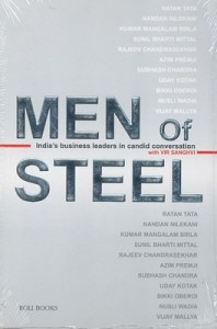 Men of Steel by Vir  Sanghvi