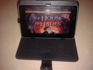 Heroes of Olympus Book 4 House of Hades Review