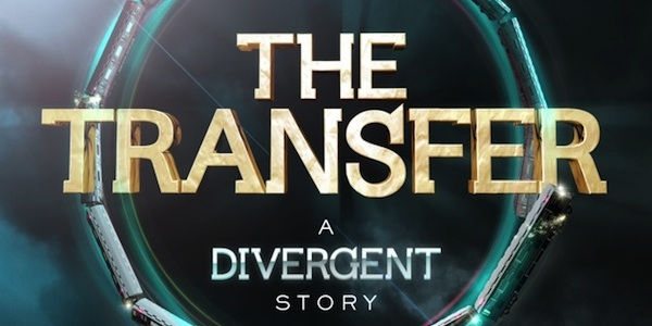 the tranfer from veronica roth