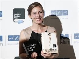 Eleanor Catton Won the Man Booker Prize 2013 for The Luminaries