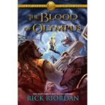 The Blood of Olympus: Title of Book 5 of Hero of Olympus Series