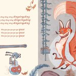 what does the fox say book for kids