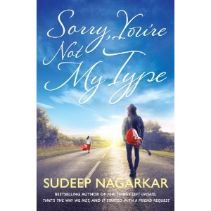 Sorry, You're Not My Type by Sudeep Nagarkar