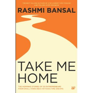 Country Roads, Take Me Home To The Place I Belong by Rashmi Bansal