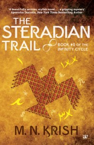 The Steradian Trail by MN Krish