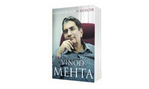 Lucknow Boy A Memoir by Vinod Mehta Review