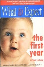 What to Expect the First Year by Heidi Murkoff Review