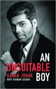 An Unsuitable Boy by Karan Johar Review