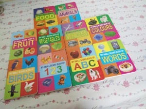 Small Board Books for Toddlers Review