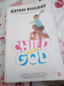 Child god by ketan bhagat