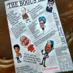 The Bogus Read by Divyamaan Review