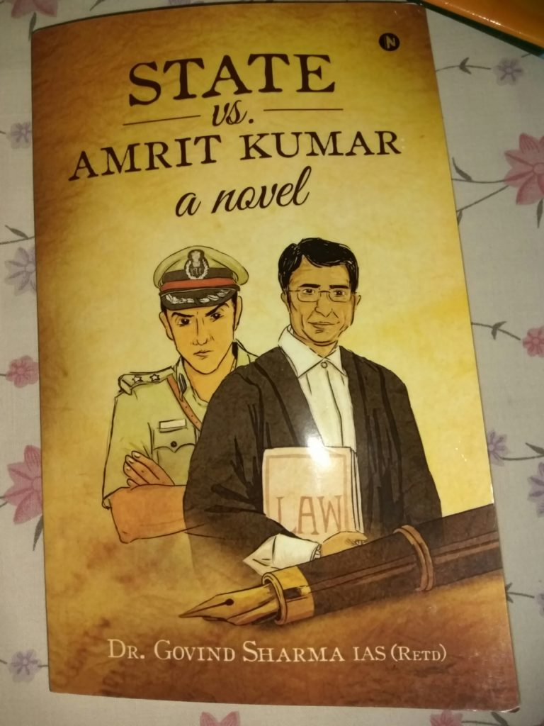 State vs amrit kumar