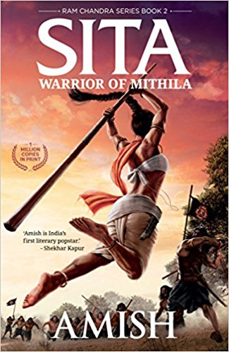 amish tripathi sita warrior