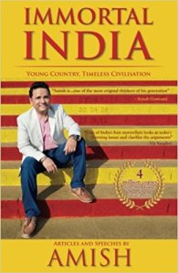 Immortal India by Amish Tripathi Review