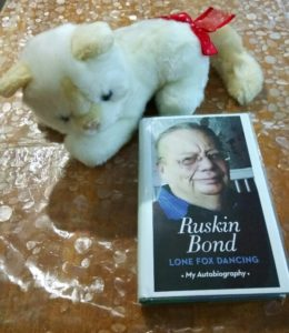 lone fox dancing by ruskin bond