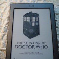 New Read: The Salvation of Doctor Who