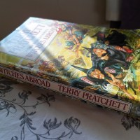New Read: Witches Abroad