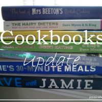 Cookbooks: March - April 2017