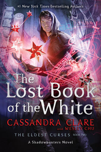 Review   The Lost Book of the White