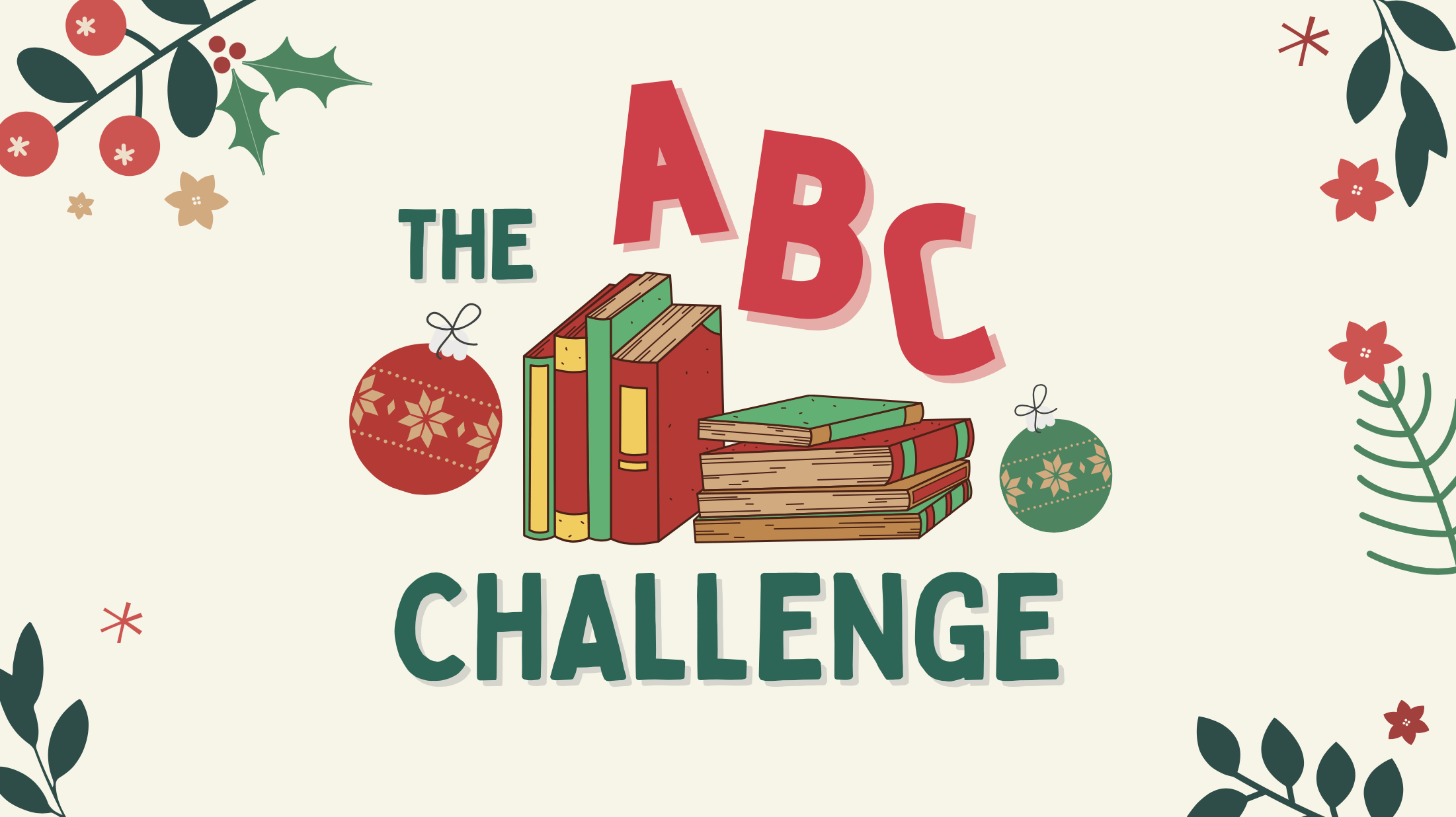 Blogmas #19 || The ABC Book Challenge | Letter G