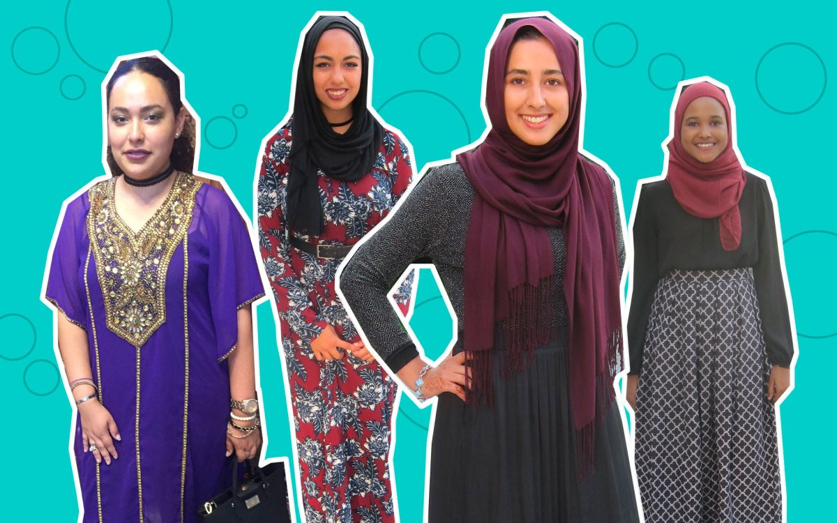 Fashion at the 15th Annual Eid Banquet