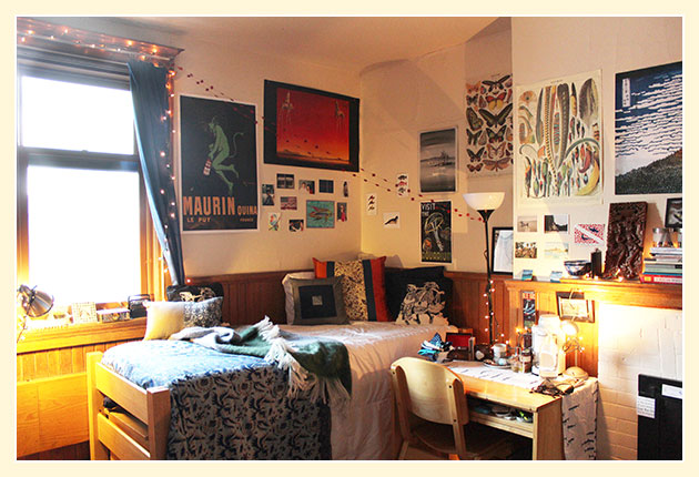 7 Cool Dorm Rooms You Need to See | The Boola
