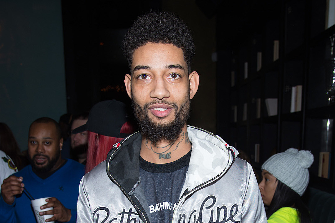 PnB Rock's New Mixtape 'GTTM: Goin Thru the Motions' Is Available for Streaming