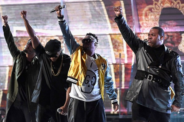 A Tribe Called Quest Performance Angers WWE Legend ...