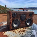 Golden Gate Bridge San Francisco California BoomCase BoomBox Gator 2002 BMW