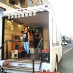 Oakland, CA - Mobile Store BoomCase Pop Up Store Truck