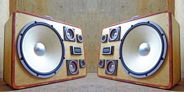Hard Hitter BoomCase Bass Stereo Suitcase Thumper Thump Paris France BoomBox