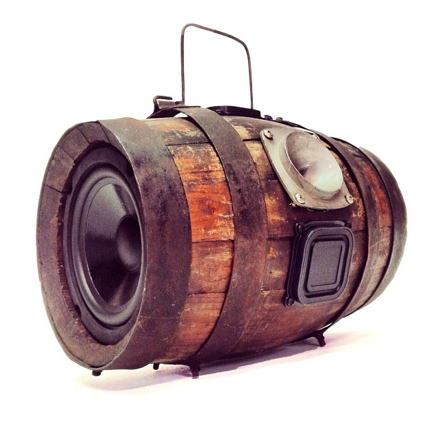 Wine Beer Water Barrel Vintage Ship Red Plaid BoomCase Adidas Tartan BoomBox New Store OWN Pacific Northwest Oregon Suitcase BoomBox