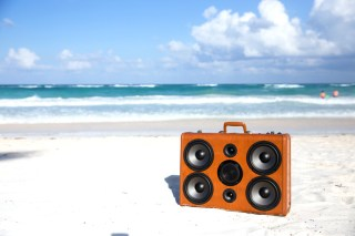 Tulum Mexico Wedding Speaker Rental PA System Outdoor Sound System Fun in Mexico Brandon Party Street Party Girls Michael Jordan BoomCase BoomBox BoomCase Custom JumpMan23 23 Chicago Bulls MJ Greatest Birthday Bday Present New Orleans all star weekend BoomCase allstar MVP Carmelo Anthony Chris Paul Blake Griffin Jeff Johnson Air Jordan Jordan Brand Cement Print Leather Shoes Kicks BoomBox Nike