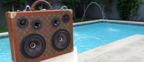 Louis Vuitton BoomBox BoomCase Custom Suitcase