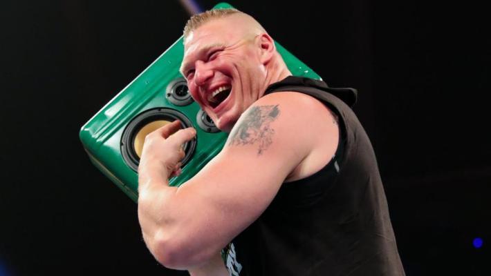 Brock Lesnar BoomCase BoomBox