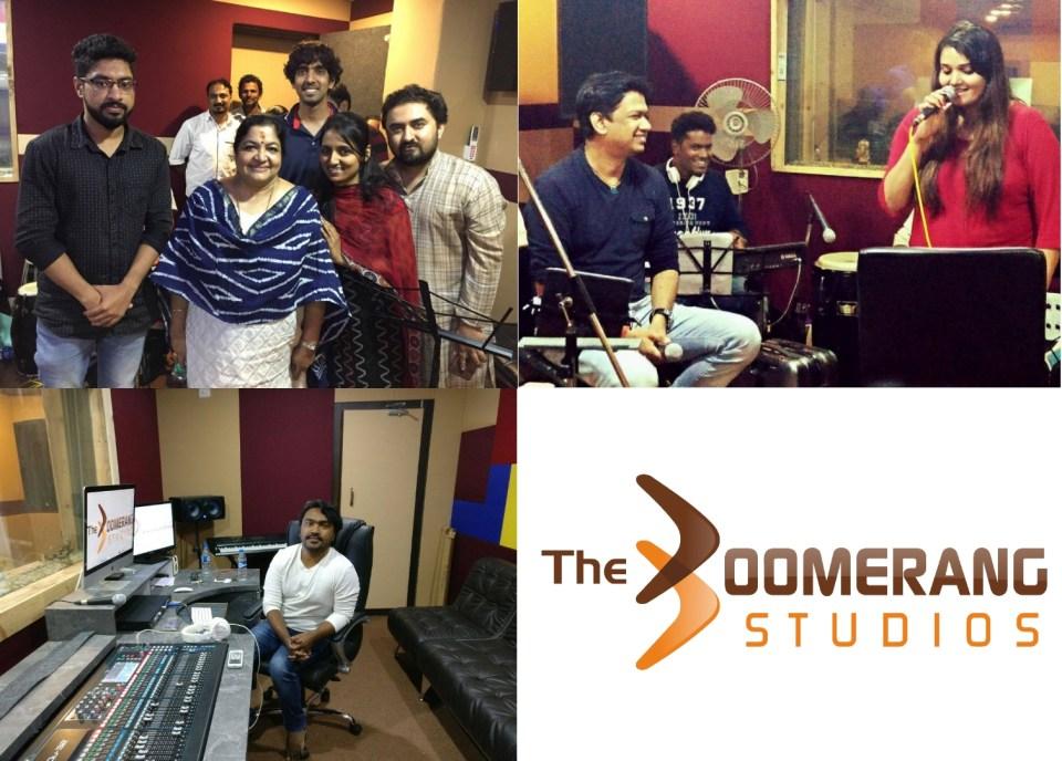 Boomerang Studios Video Collage