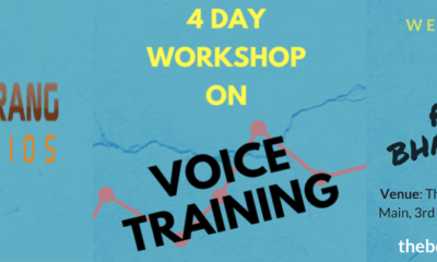 Voice Training & VO Workshop