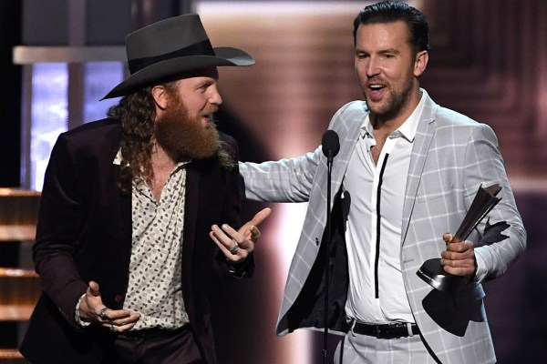 Brothers Osborne Drop It Aint My Fault Music Video