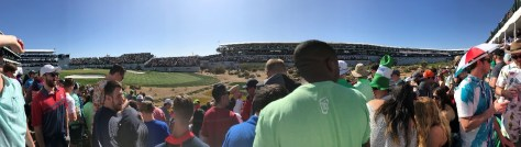 Crowd shot on 16