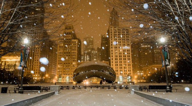 Top 10 Wintertime Activities in Chicago