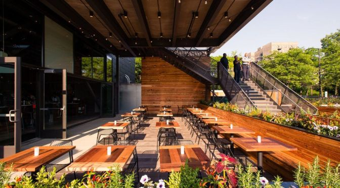 Hyde Park's Best Outdoor Spots to Get Work Done