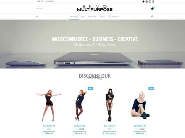 best multipurpose free wordpress themes